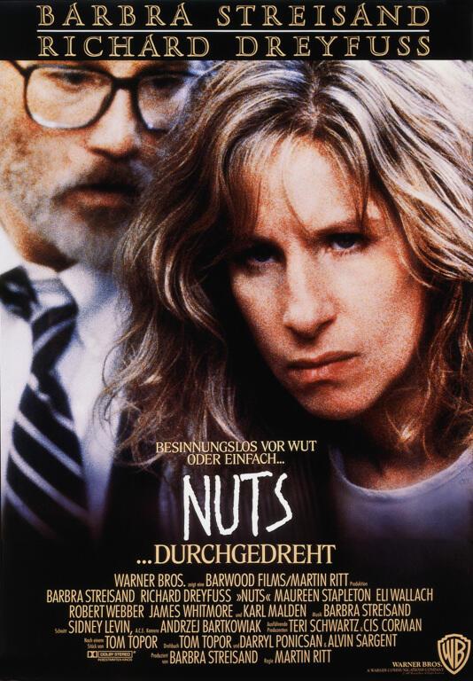 Nuts - Durchgedreht
