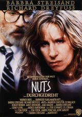 Nuts - Durchgedreht - Poster