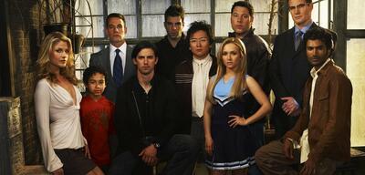 Der Cast von Heroes