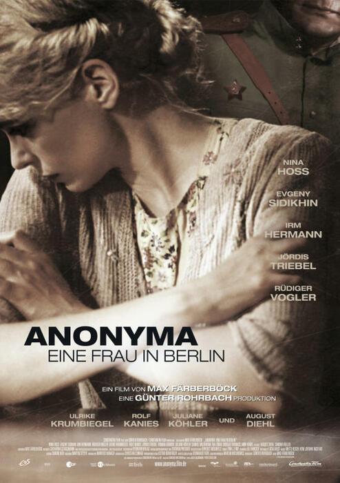 Anonyma Eine Frau In Berlin Stream
