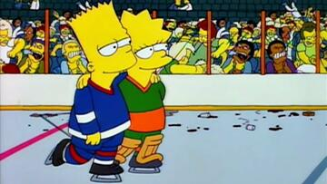 Die Simpsons: Lisa on Ice