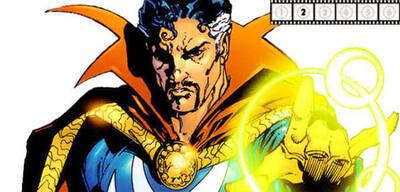 Nie um einen Spruch verlegen: Doctor Strange
