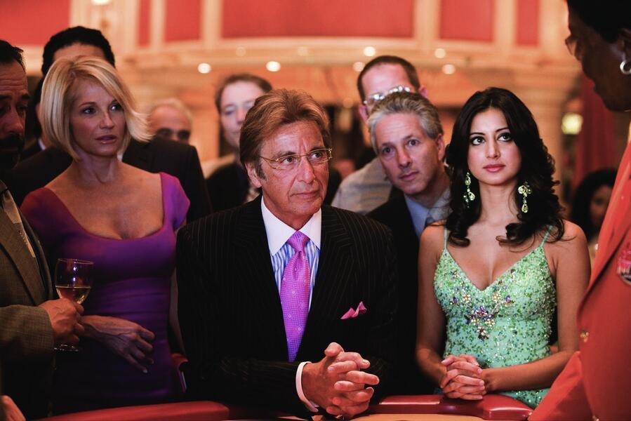 Al Pacino in Ocean's Thirteen