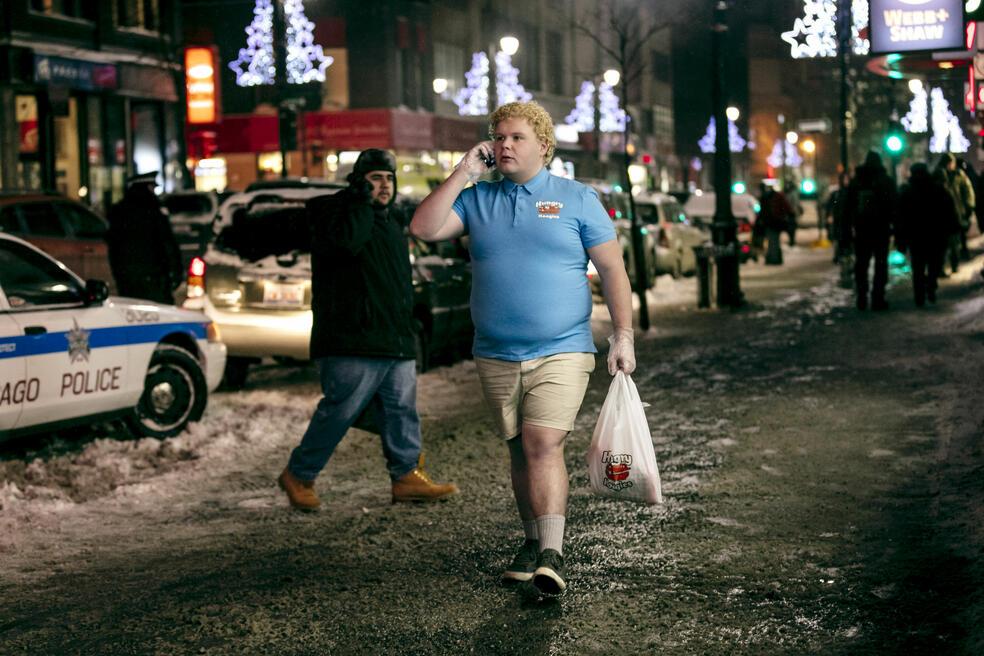 Bad Santa 2 mit Brett Kelly