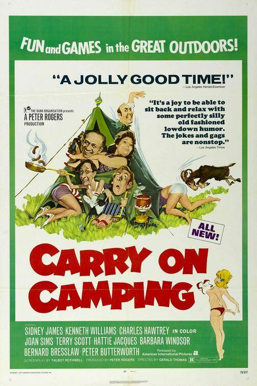 Carry on: Das total verrückte Campingparadies