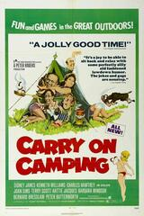 Carry on: Das total verrückte Campingparadies - Poster
