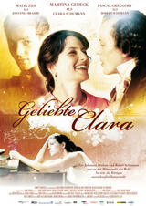 Geliebte Clara - Poster
