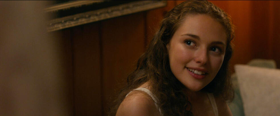 Measure of a Man - Ein fetter Sommer mit Danielle Rose Russell