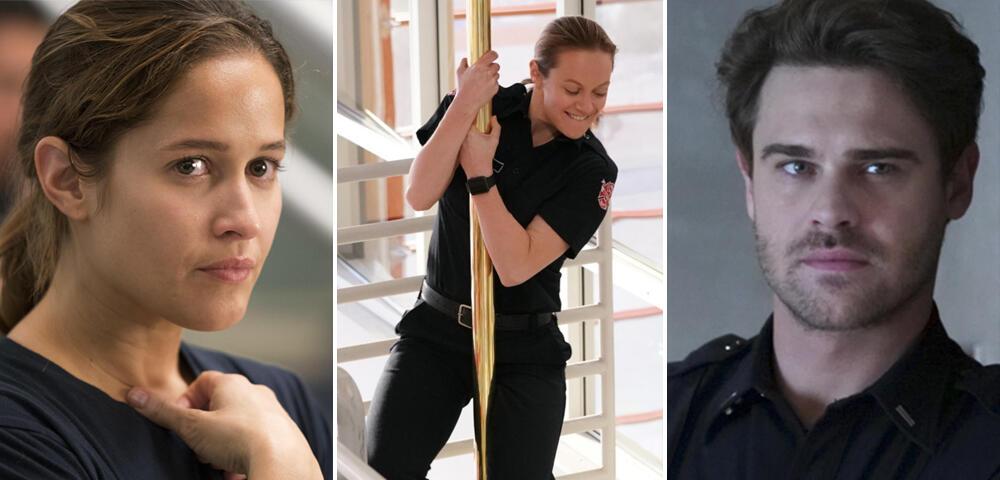 Grey's Anatomy - Das Feuerwehr-Spin-off erhält endlich ...
