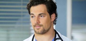 Grey's Anatomy: Andrew DeLuca (Giacomo Gianniotti)