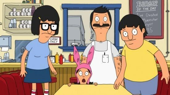 Bob's Burgers - Staffel 1