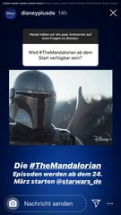 The Mandalorian auf Disney+
