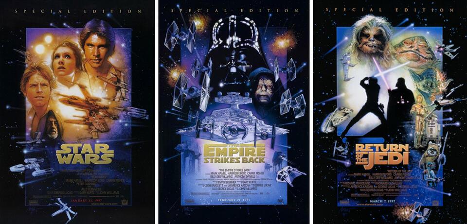 Star Wars - Das ist das Besondere an den Special Editions