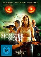 Monsterwolf - Poster