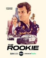 The Rookie - Staffel 4 - Poster
