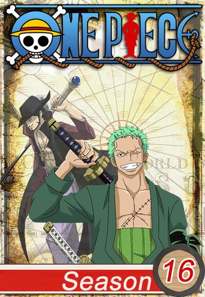 One Piece Stream Staffel 1