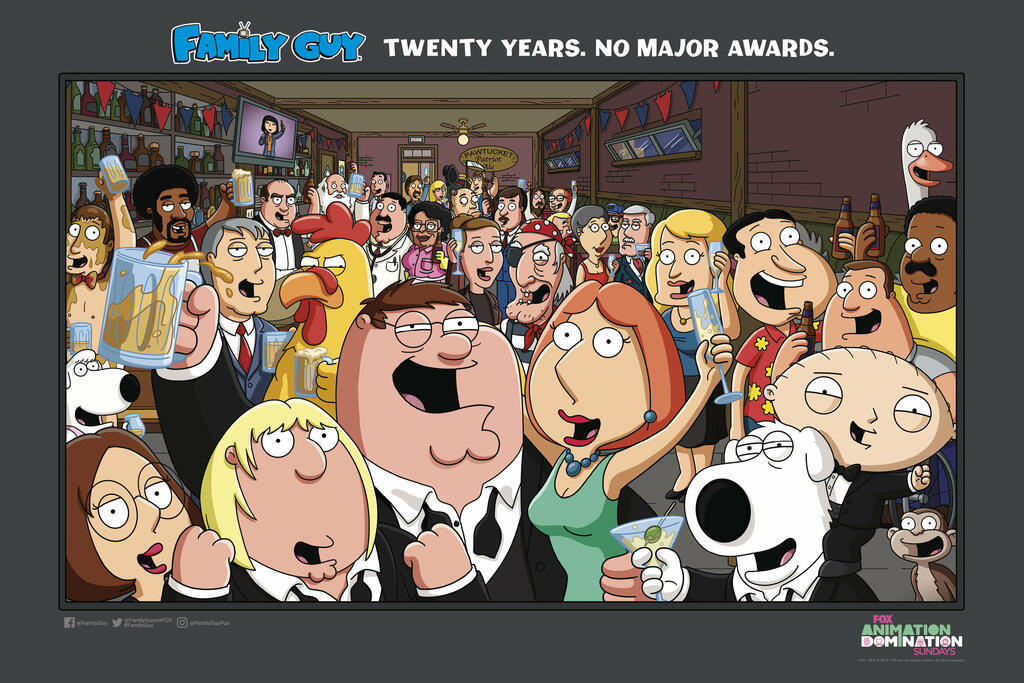 Family Guy - Staffel 18