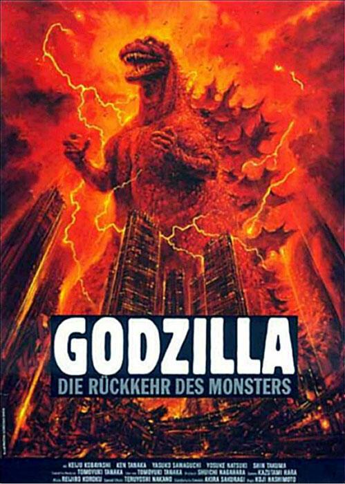 Godzilla - Die Rückkehr des Monsters