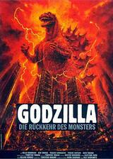 Godzilla - Die Rückkehr des Monsters - Poster