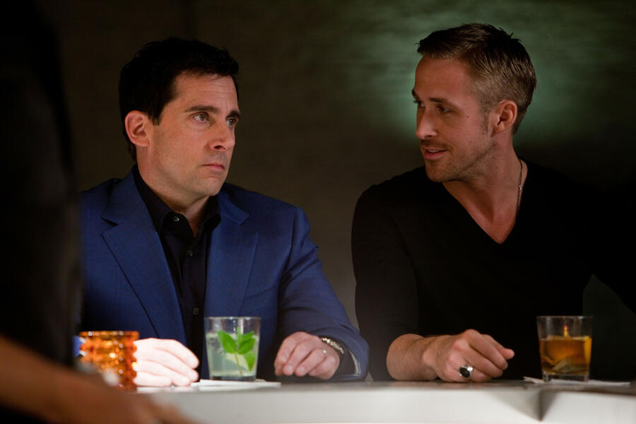 Crazy, Stupid, Love. mit Ryan Gosling und Steve Carell