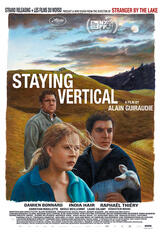 Staying Vertical - Poster