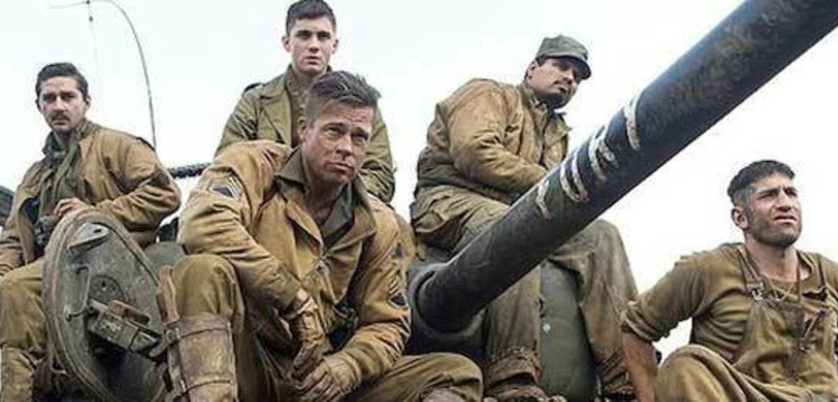 Brad Pitt Kriegsfilm