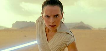 Nicht besonders gut auf Baby Yoda zu sprechen: Daisy Ridley als Rey