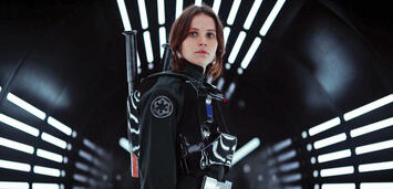 Bild zu:  Felicity Jones als Jyn Erso in Rogue One: A Star Wars Story