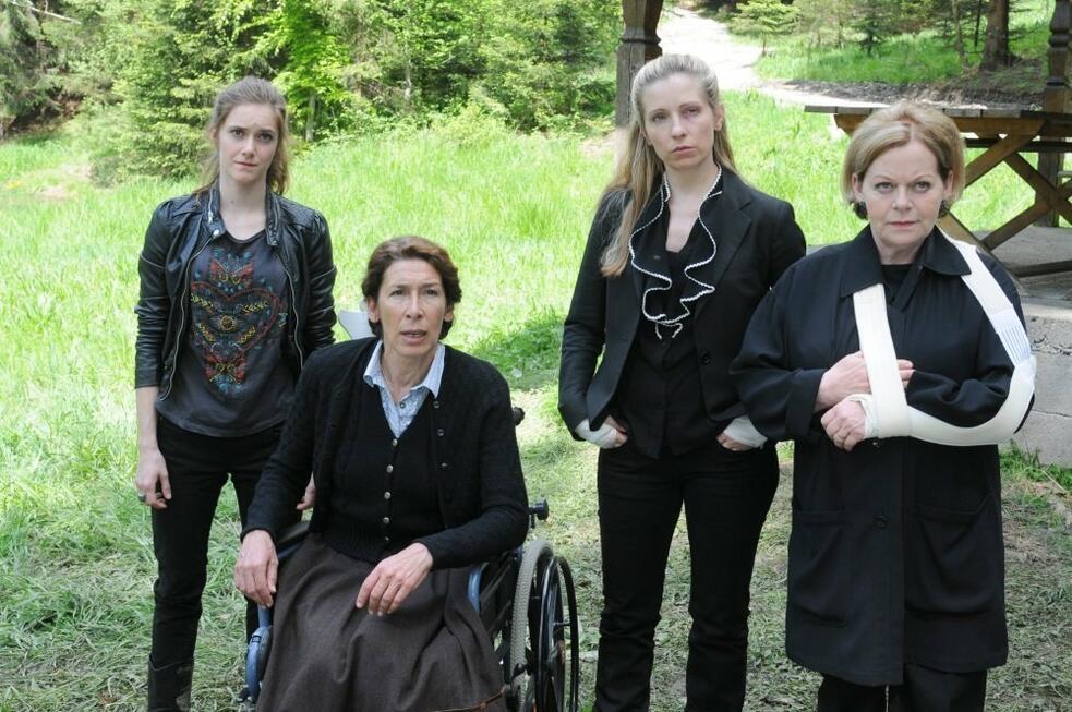 Vier Frauen Und Ein Todesfall Stream