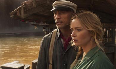 Jungle Cruise mit Dwayne Johnson und Emily Blunt - Bild 1