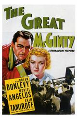 Der große McGinty - Poster