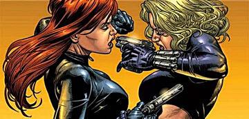 Natasha vs. Yelena