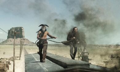 Lone Ranger mit Johnny Depp - Bild 6