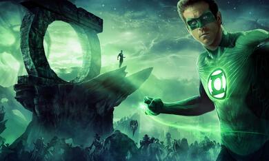 Green Lantern mit Ryan Reynolds - Bild 1