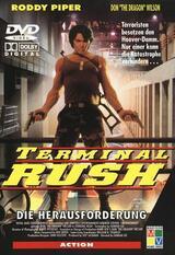 Terminal Rush - Die Herausforderung - Poster