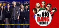 Bild zu:  CSI, The Big Bang Theory