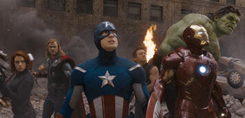 Bild zu:  Marvels Avengers stellen sich den Fehlern ihrer Filme