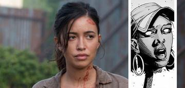 The Walking Dead: Rosita und ihr Tod in den Comics