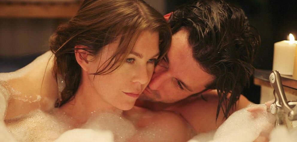 Grey's Anatomy: Meredith & Derek