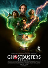 Ghostbusters: Legacy - Poster