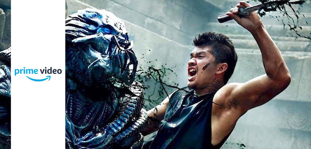 Der Science-Fiction-Film Beyond Skyline ist bei Amazon Prime