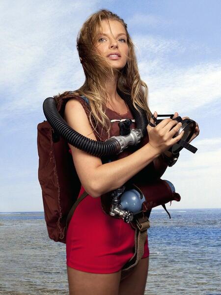 Das Mädchen auf dem Meeresgrund mit Yvonne Catterfeld