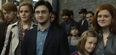 InHarry Potter and the Cursed Child sind die Figuren erwachsen