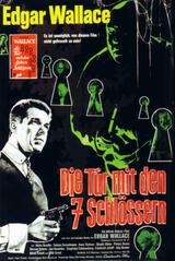Die Tür mit den 7 Schlössern - Poster