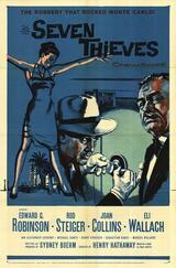 Sieben Diebe - Poster