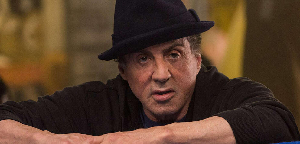 Sylvester Stallone inCreed