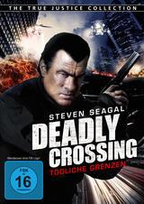 Deadly Crossing - Tödliche Grenzen - Poster