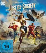 Justice Society: World War II - Poster