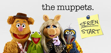 Bild zu:  The Muppets, Staffel 1