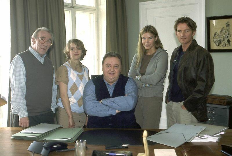 Sperling und der Mann im Abseits mit Dieter Pfaff, Philipp Moog, Anna Böttcher, Gesche Tebbenhoff und Hans-Joachim Grubel